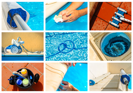 Entretien Piscine TDE Technicien de l'eau Pays Basque Landes